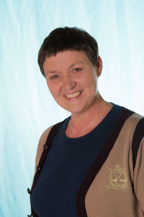Frau Moll (MSS-Leiterin)