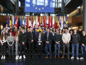 Europaparlament 2020