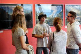 Vernissage Fotoausstellung Rouven Raschke