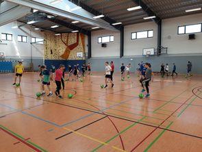 Fußball-Camp 2018