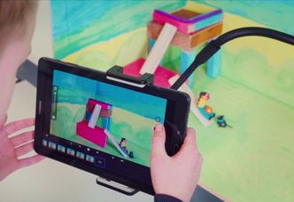 Stop-Motion mit Tablets