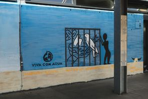 Eingriffe in natürliche Wasserressourcen, Privatisierung von Quellen