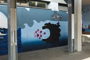 Ölteppich, Verschmutzung der Meere durch Offshore-Anlagen