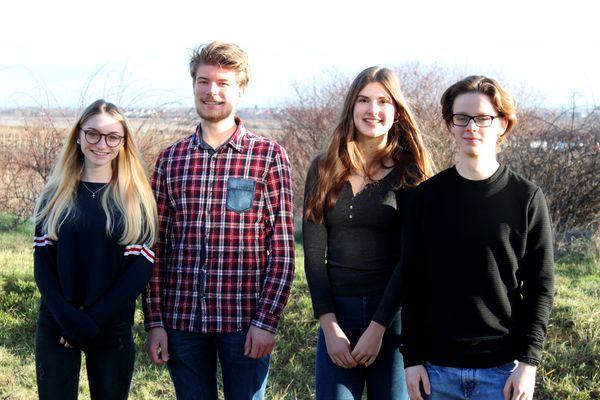 Die Schülervertretung des Gymnasiums Edenkoben