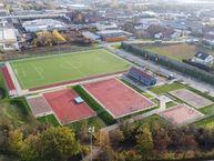 neuer Sportkomplex